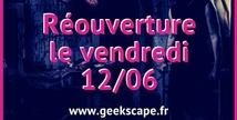 Geekscape (FERMETURE TEMPORAIRE) - Valenciennes