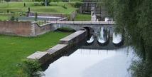 Ecluse des repenties et parc de la citadelle - VALENCIENNES - Valenciennes