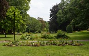 Parc de la Rhônelle - VALENCIENNES - Valenciennes