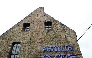 Le Moulin de Croÿ - Condé-sur-l'Escaut