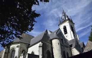 Eglise St Martin - Sebourg