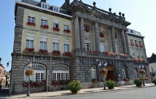 Hôtel de ville de Condé-sur-l'Escaut - Condé-sur-l'Escaut