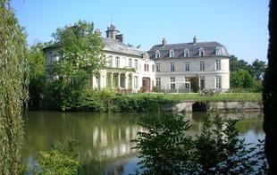 Le Château d'Aubry - Aubry-du-Hainaut