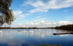 Lac Chabaud Latour - Condé-sur-l'Escaut