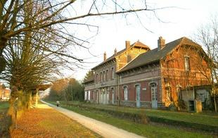 La Gare de Fresnes-sur-Escaut - Fresnes-sur-Escaut