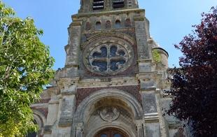 Eglise St Nicolas - Rombies-et-Marchipont