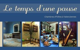 Le Temps d'une Pause - Valenciennes
