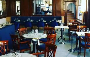 Le Grand Hôtel Valenciennes - restaurant 1928 - Valenciennes