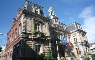 Hôtel de ville d'Anzin - Anzin