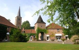 Ferme d'Haussy, Cense du château - Artres