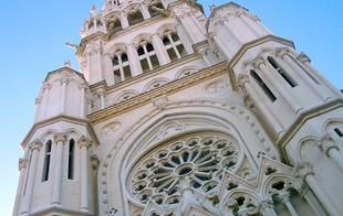 Basilique Notre Dame du St Cordon - Valenciennes