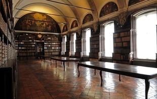 Bibliothèque de Valenciennes et église St Nicolas - Valenciennes