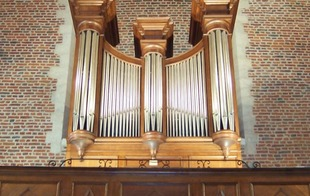 Orgue de St Antoine - QUAROUBLE - Quarouble