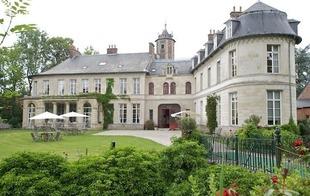Château d'Aubry du Hainaut - Aubry-du-Hainaut