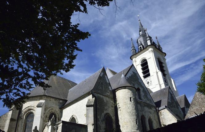 Eglise St Martin - SEBOURG 1 - Sebourg