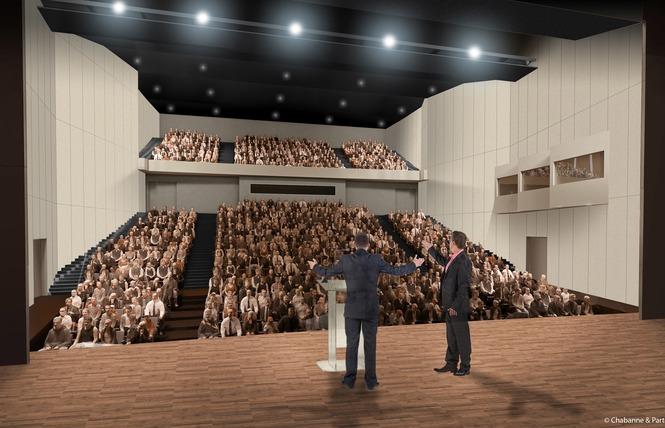 Cité des Congrès Valenciennes 5 - Valenciennes