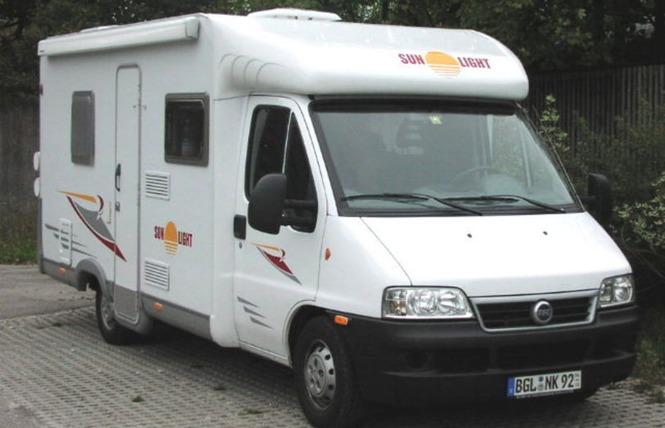 Aire de camping-car de Crespin 1 - Crespin