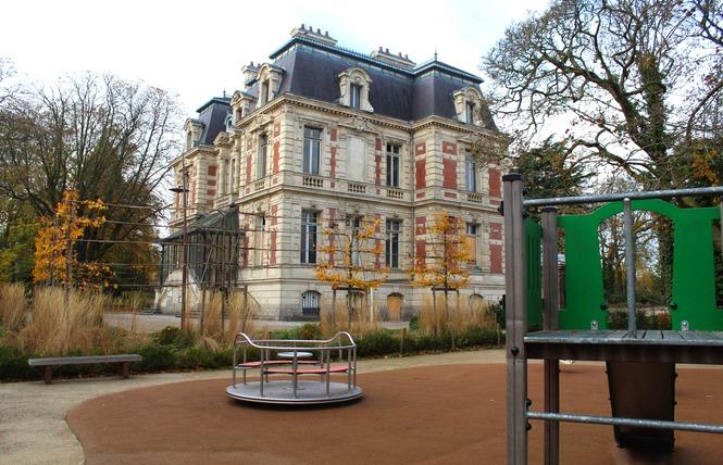 Château Dampierre - ANZIN 1 - Anzin