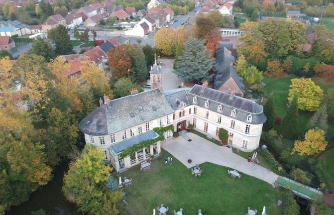 Château d'Aubry 6 - Aubry-du-Hainaut