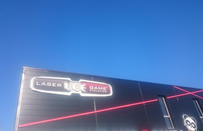 Laser Game Evolution 1 - Valenciennes