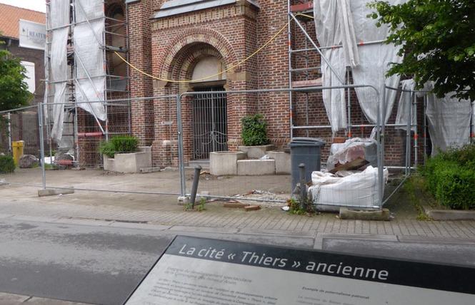 Cité Thiers ancienne - BRUAY SUR L'ESCAUT 2 - Bruay-sur-l'Escaut