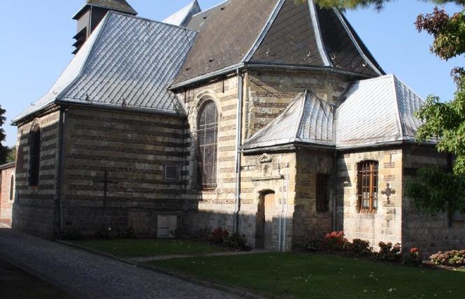 Eglise St Géry - MAING 1 - Maing