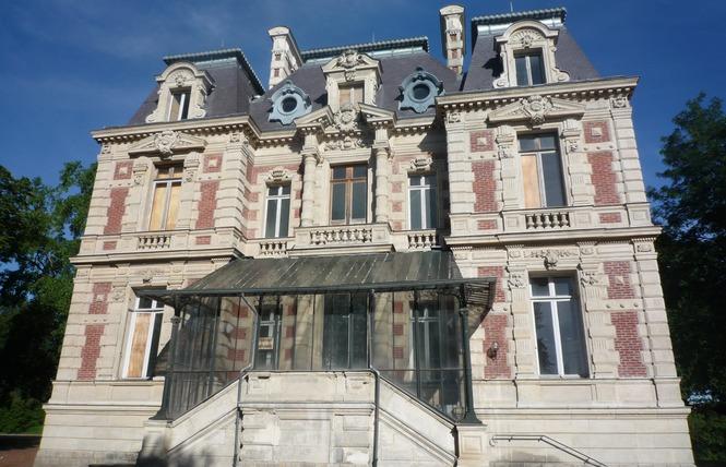 Château Dampierre - ANZIN 5 - Anzin