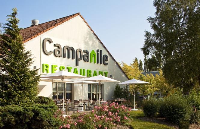 Campanile Valenciennes Ouest 4 - Petite-Forêt