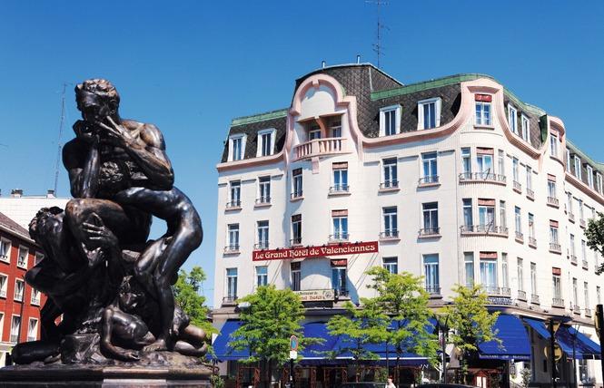 Le Grand Hôtel de Valenciennes 1 - Valenciennes
