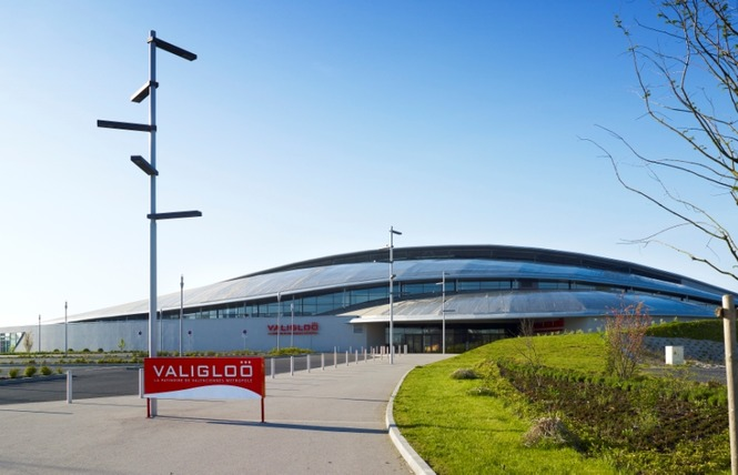 Patinoire Valigloo 6 - Marly