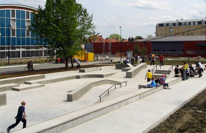 Skatepark - Valenciennes