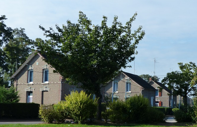 Cité des acacias - CONDE SUR L'ESCAUT 1 - Condé-sur-l'Escaut